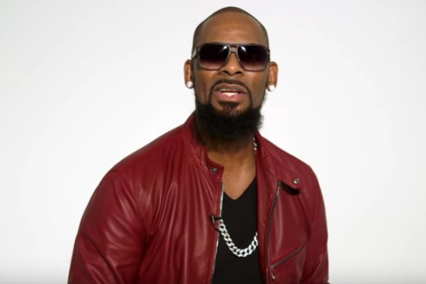 r kelly gospel album download