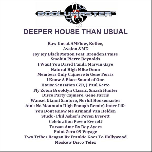 Deeper House pic